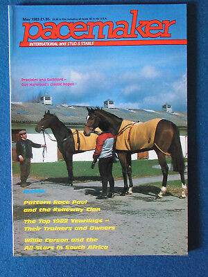 Pacemaker Magazine - May 1983 - Proclaim & Sackford Cover