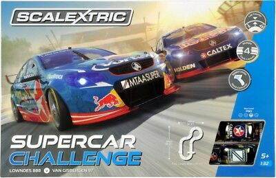 NEW Scalextric Supercar Challenge Set from Mr Toys