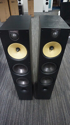 Bowers & Wilkins (B&W) 683 S2 Floorstanding Speakers