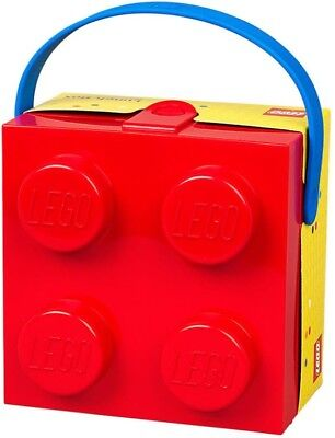 NEW LEGO Lunch Box Red from Mr Toys