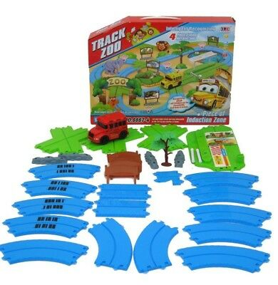 NEW Track Zoo Adventure Park With Bus from Mr Toys
