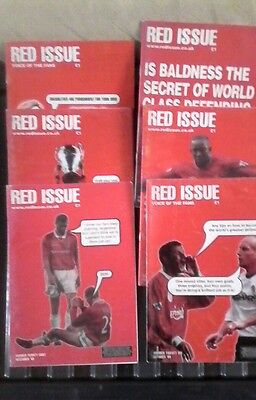 Manchester united  6 Red issue 1999/2000