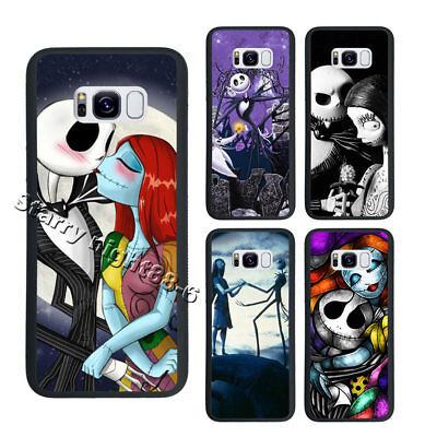 Nightmare Before Christmas Phone Case.Nightmare Before Christmas Phone Case For Samsung S10 S8 9 S7 6 Note 8 9 Cover
