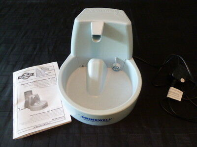 Petsafe Drinkwell Original Water Fountain for Dog Cat Automatic Pet Drinker 1.5L