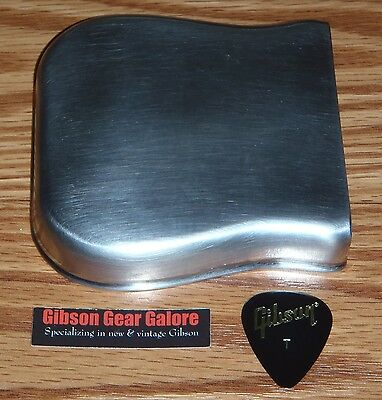 Fender Telecaster Bridge Cover Relic Chrome Ash Tray Custom Shop Guitar Parts