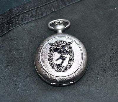 German Militaria Wehrmacht AIR FORCE Pocket Watch