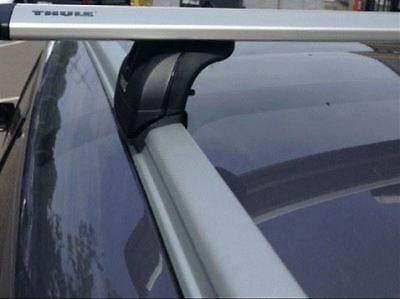 Genuine Ford Galaxy Roof Bars /  Cross Bars, movable 2010 onwards 1940873