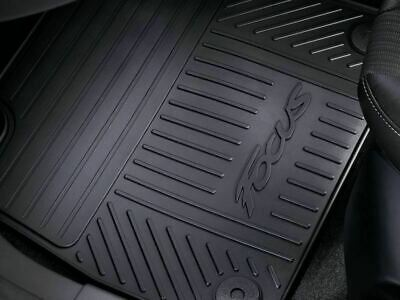 Genuine Ford Focus (2011 > 2015) Front Rubber Car Floor Mats (1719999 / 2027598)
