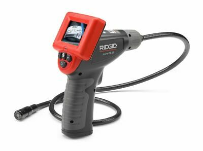 """RIDGID 40043 Micro CA-25 Digital Inspection Camera with 2.4"""" LCD Color Screen"""