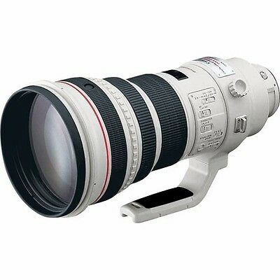 Canon EF 400mm f/2.8 L IS USM Lens (MINT CONDITION)