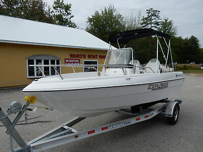 2016 Campion 492 Center Console W/ 75 Hp Evinrude E-Tec