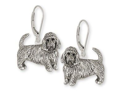 Pbgv Petite Brussels Griffon Vandeen Earrings Silver Dog Jewelry GV6-E