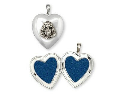 Pbgv Petit Brussels Griffon Vendeen Photo Locket Silver Dog Jewelry GV5-T
