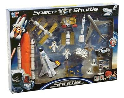 NEW Space Shuttle Playset from Mr Toys