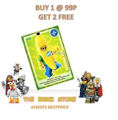 LEGO FREE GIFT CREATE THE WORLD TRADING CARD #019 NEW BESTPRICE IBEX