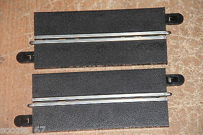 SCALEXTRIC SPORT C7016 PIT LANE HALF STRAIGHTS x 6 (six) - BRAND NEW