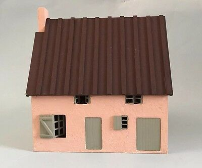 """Dolls house French Gite Kit 1/4""""scale 1/48th"""