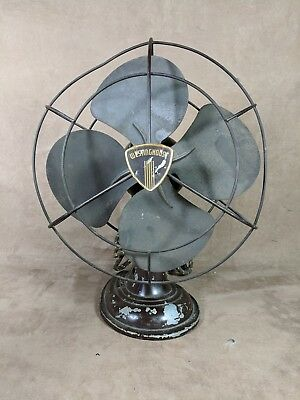 Vintage Westinghouse Oscillating Fan Style 1137817 Electric 4 Blade