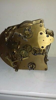 Vintage Elliot clock movement