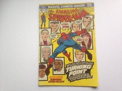 The Amazing Spiderman  #121  June 1973 Marvel Comics Original Usa Copy