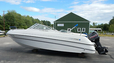 1996 Four Winns 203 Coast Runner W/johnson 150 Hp Outboard