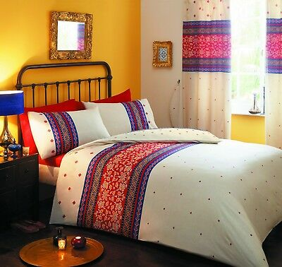 CLEARANCE SALE OFFER - Duvet Quilt Cover Bedding Sets With Pillowcase All Sizes