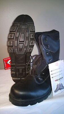 8f591f34dde NEW COFRA SAFETY boots black 13