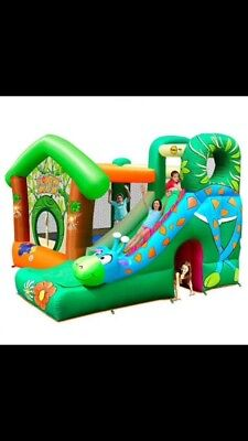 Jungle Jumping Castle Hire