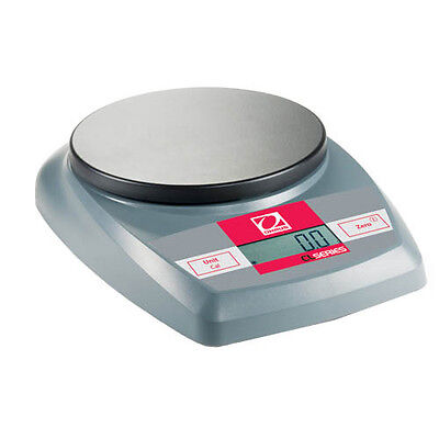 OHAUS CL2000 CL Compact Portable Scales, 2000g capacity, 1g readability