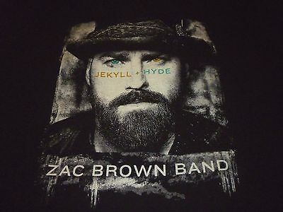 Zak Brown Band Tour Shirt ( Used Size L ) Nice Condition!!!