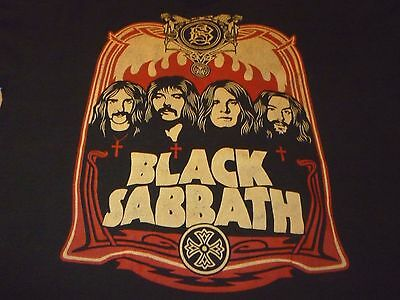 Black Sabbath Shirt ( Used Size XL ) Very Good Condition!!!