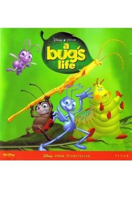 A Bug's Life (Disney Pixar Storyteller), Brand New Cd