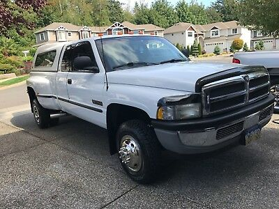 1998 Dodge Ram 3500  1998 dodge ram 3500 24 valve cummins dually
