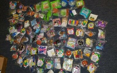 Vintage McDonalds toy lot happy meal toys