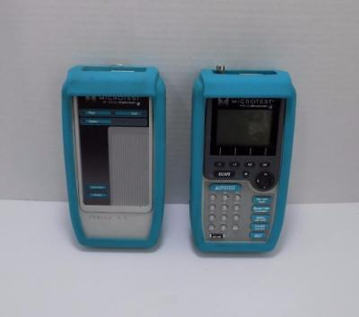 Microtest Penta Scanner and 2 Way Injector Cable Tester Analyzer Kit w Case Used