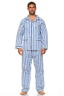 Men Cotton Pajama Set, Lounge Pants,Cotton Flannel Pajama Pant Set