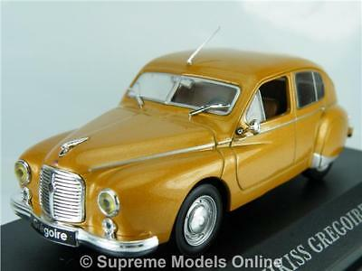 Hotchkiss Gregoire 1952 Model Car 1/43Rd Scale Packaged Issue Bxd K8967Q~#~