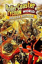 RollerCoaster Tycoon World - Deluxe Edition (Code STEAM en téléchargement)