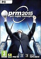 Pro Rugby Manager 2015 (Code STEAM en téléchargement)