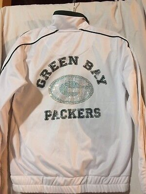 GREEN BAY PACKERS Pine Crossover Women s Track Jacket -  74.99 ... 8a562a1c8