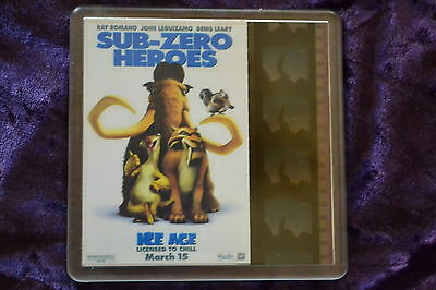 ICE AGE - LICENSED TO CHILL  ~ Film Cell ~ sealed protective case