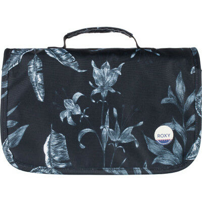 Roxy Waveform Womens Bag Vanity Case - Anthracite Love Letter One Size