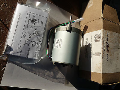 Wilbur Curtis cappuccino whipper motor part# WC-3739  Brand New
