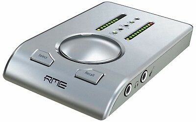 RME babyface 10 Input / 12 Output channels 192 kHz AD- and DA-converter