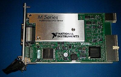 NI PXI-6255 Multifunction DAQ 80ch 16bit M-Series, National Instruments *Tested*