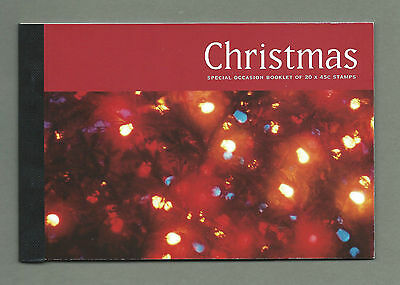 AUSTRALIA 2003 Prestige Booklet - Special Occasions - CHRISTMAS - Complete - MNH