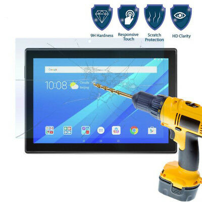 For Lenovo Tab 4 10 Real Tempered Glass Film Screen Protector