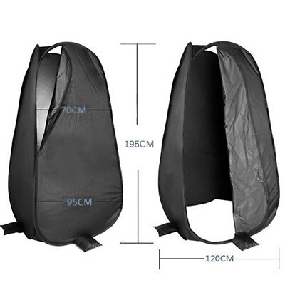 POP Up Portable Utility Tent Camping Shower Toilet Changing Single Private Room
