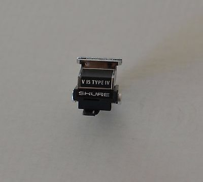 Shure V15 Type IV cartridge with Genuine Shure VN45HE stylus (USED)