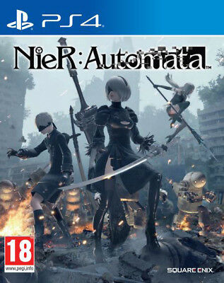 Nier Automata Standard Edition PS4 Playstation 4 IT IMPORT SQUARE ENIX